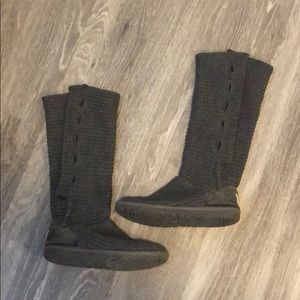 Gray UGGS Size 10.5 - See details